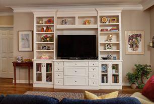 Traditional Living Room with World Market Red Velvet Throw Pillow, World Market Amber Velvet Throw Pillow, CB2 Panja Rug