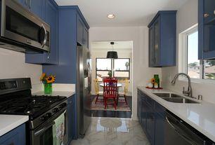 Cottage Kitchen with Paint 1, Paint 2, Arctic white
