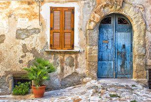 Mediterranean Front Door