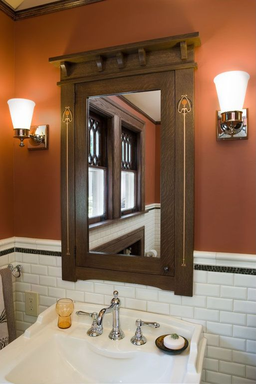 Craftsman Full Bathroom