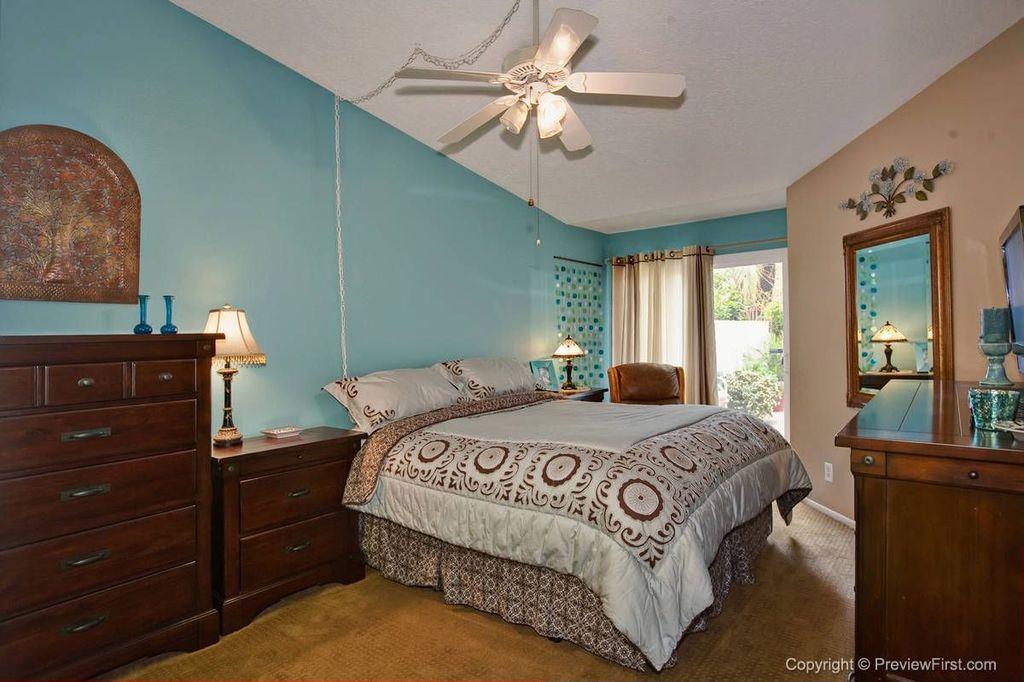Carpet, Ceiling fan, Flush/Semi-Flush Mount, Normal (2.7m), Traditional
