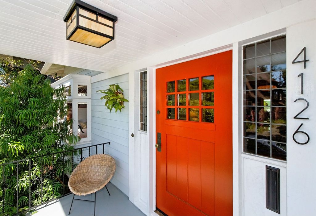 Great Contemporary Front Door Zillow Digs