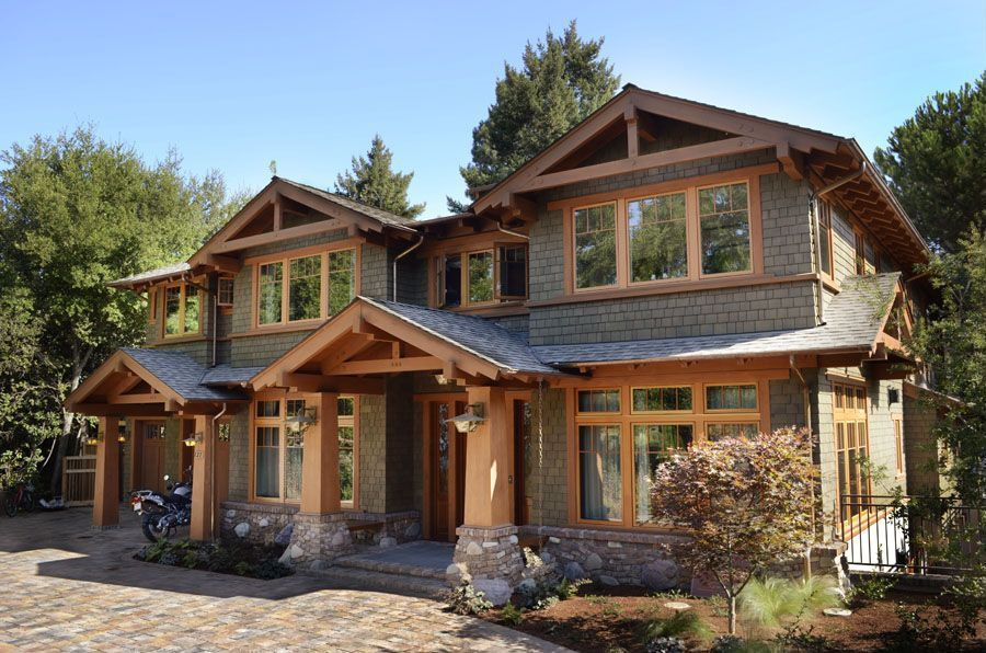 Craftsman Exterior Of Home Zillow Digs