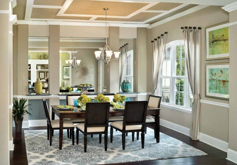 Great Contemporary Dining Room Zillow Digs