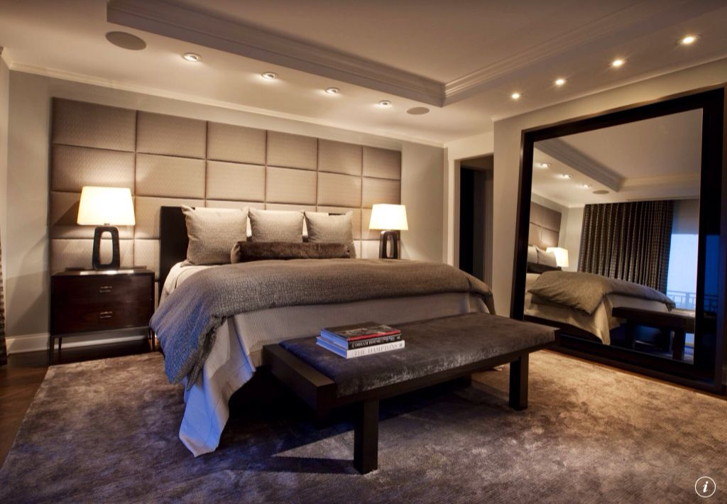 modern master bedroom interiors images