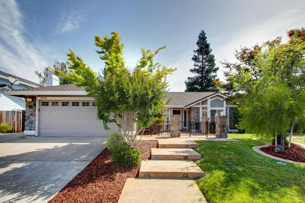 Backyard Landscaping Elk Grove Ca : Landscape and yard with exterior stone floors gate in elk grove ca