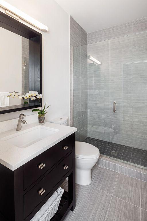 Great Contemporary 3 4 Bathroom Zillow Digs