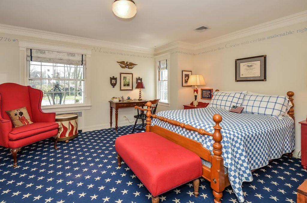 Carpet, Country, Crown molding, Flush/Semi-Flush Mount, Normal (2.7m)