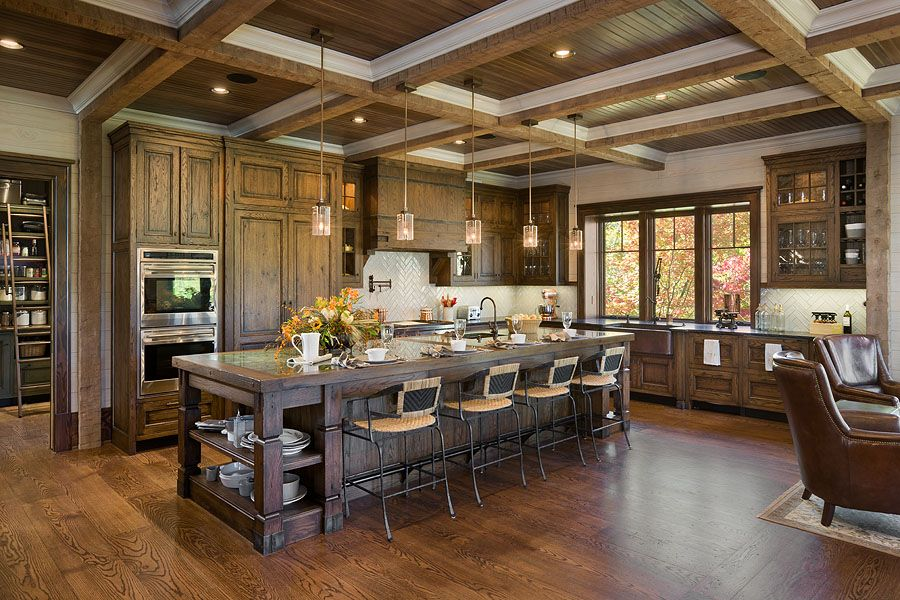 Great Craftsman Kitchen
