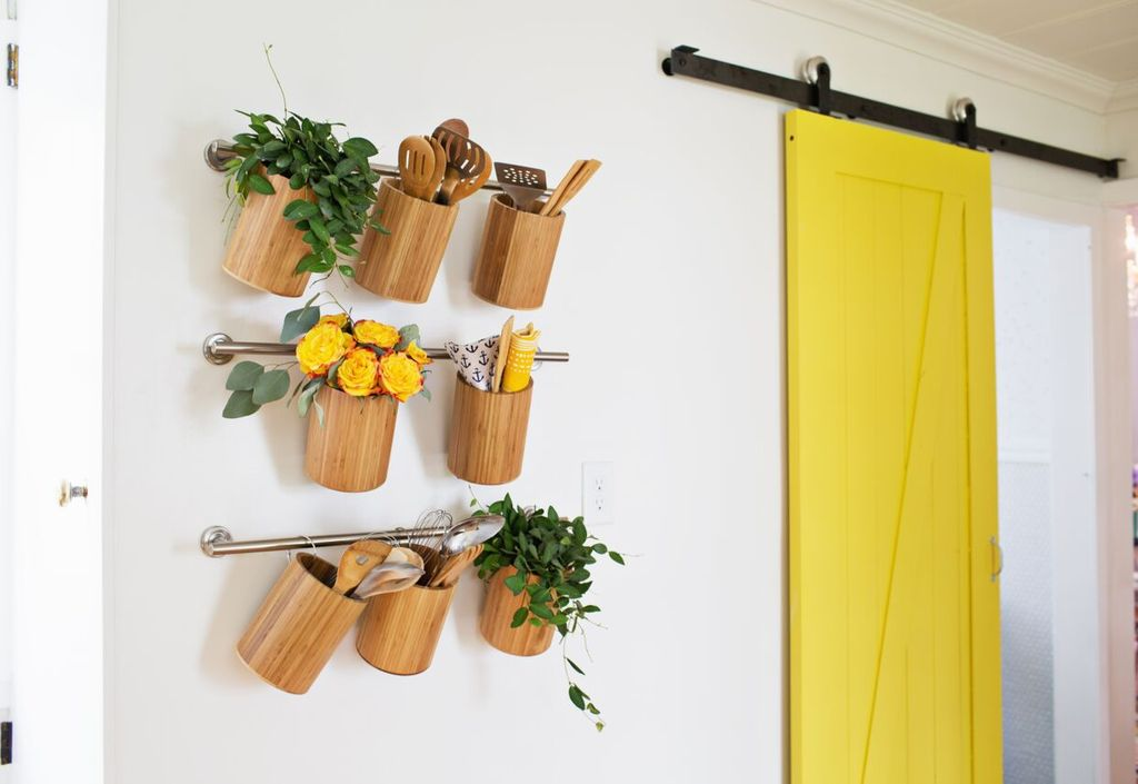 thin tension rods how to add storage to a kitchen zillow digs