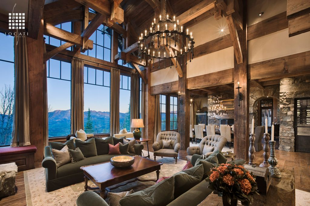Great Rustic Great Room - Zillow Digs