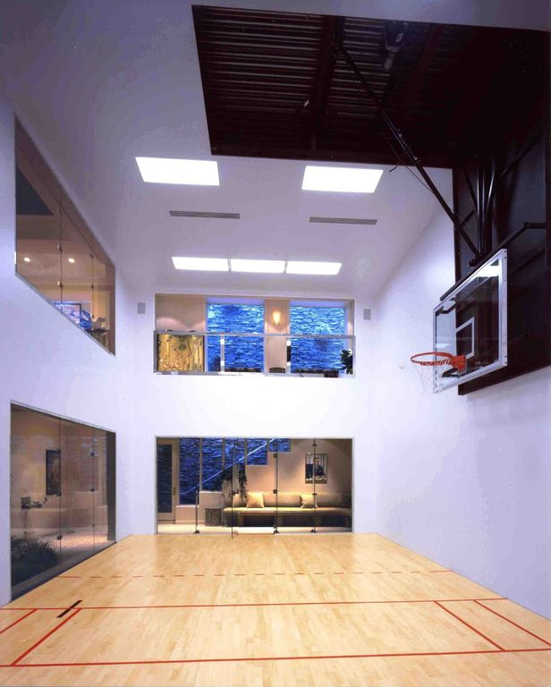 Great Contemporary Game Room