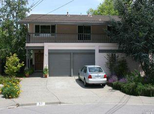 57 Sandalwood Ct , San Rafael CA