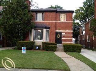 18500 Sorrento St , Detroit MI