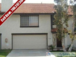 349 Windy Ln , Vista CA