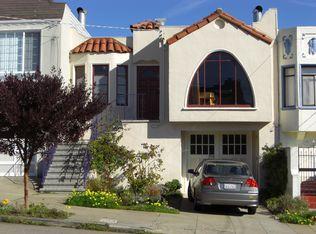 2554 32nd Ave , San Francisco CA