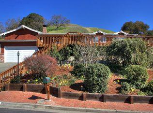 1149 Sierra Vista Way , Lafayette CA