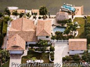 3496 Gulfview Dr , Hernando Beach FL