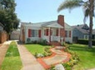 1530 Valencia Ave , Pasadena CA