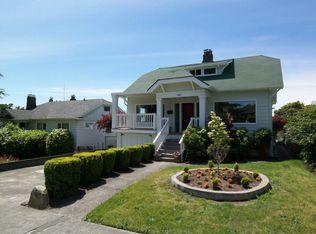 5611 46th Ave SW , Seattle WA
