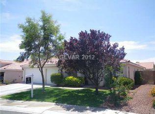 5025 Tropical Cliff Ave , Las Vegas NV
