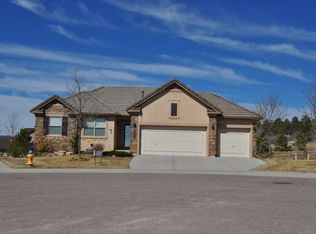2844 Cinnabar Rd , Colorado Springs CO