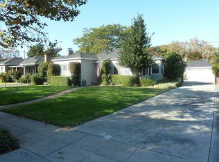 1449 Hamilton Way , San Jose CA