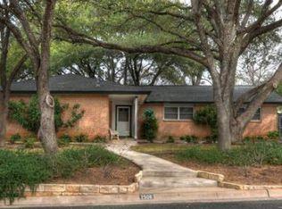 2506 Spring Creek Dr , Austin TX