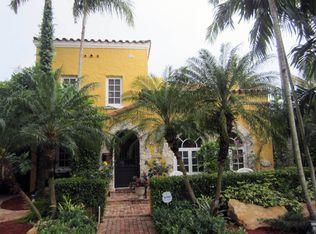 818 Venetia Ave , Coral Gables FL