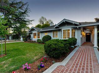 568 Rhodes Dr , Palo Alto CA