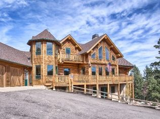 801 Winding Valley Dr , Woodland Park CO