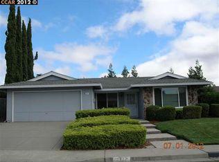 3172 Christopher Way , San Ramon CA