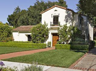 455 Coleridge Ave , Palo Alto CA