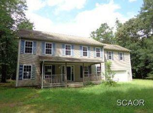 18646 Sand Hill Rd , Georgetown DE
