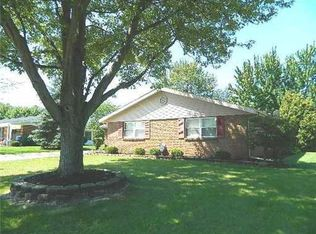 213 Hall Ave , Sidney OH