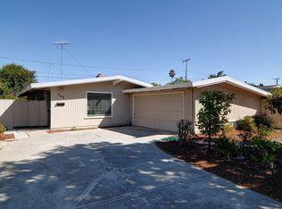 743 Lakewood Dr , Sunnyvale CA