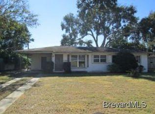 519 Orange Ave , Merritt Island FL