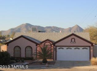 2371 N Broken Arrow Pl , Tucson AZ
