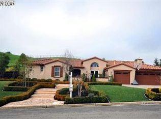 4065 Stone Valley Oaks Dr , Alamo CA