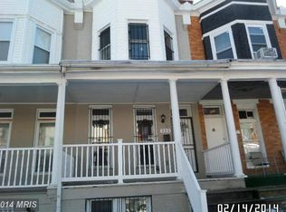 333 Ilchester Ave , Baltimore MD
