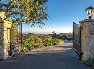 1686 Las Canoas Rd , Santa Barbara CA