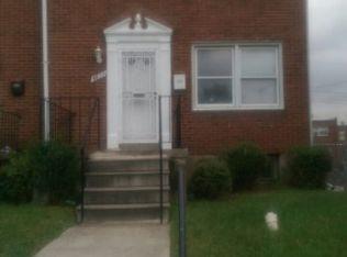 4817 Sinclair Ln , Baltimore MD