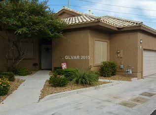 4734 Wild Draw Dr , North Las Vegas NV