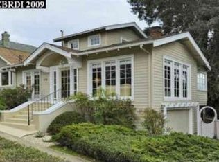 4138 Randolph Ave , Oakland CA