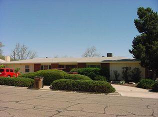 1580 San Acacio St , Las Cruces NM