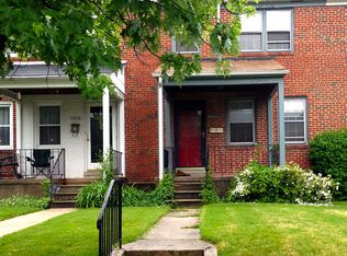 1220 Cedarcroft Rd , Baltimore MD