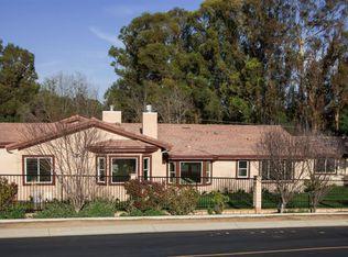 2400 Yucca Dr , Santa Rosa Valley CA