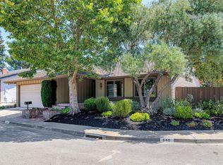 640 Sutton Ct , Walnut Creek CA