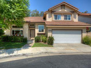 8115 E Star Pine Rd , Orange CA