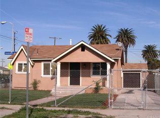 1357 W 78th St , Los Angeles CA